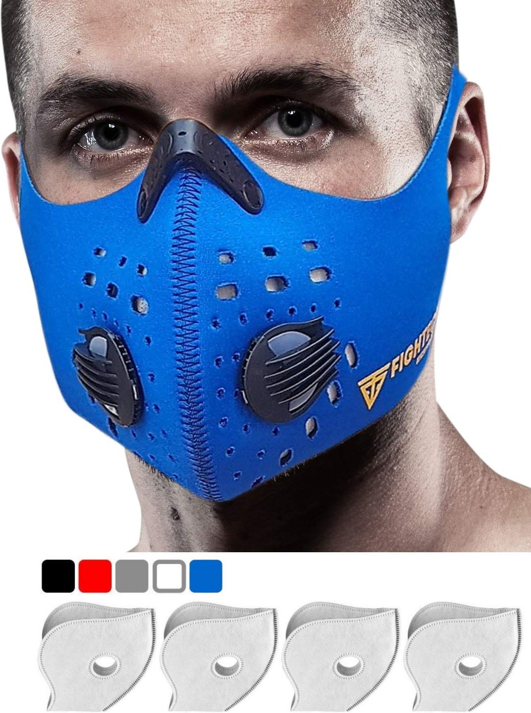 Fightech Dust Mask From 9 30 At Amazon Passwird Com