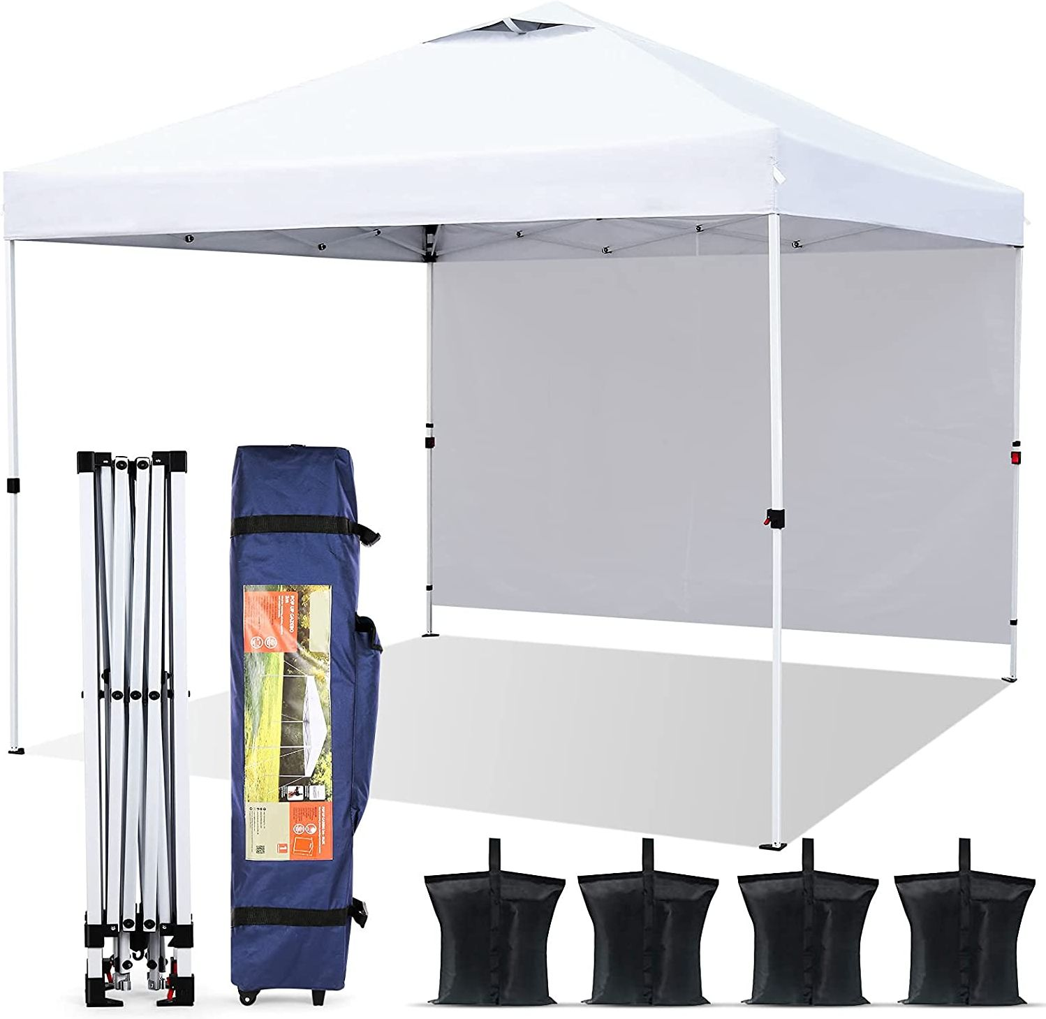 10-Foot Pop-Up Canopy $99 at Amazon
